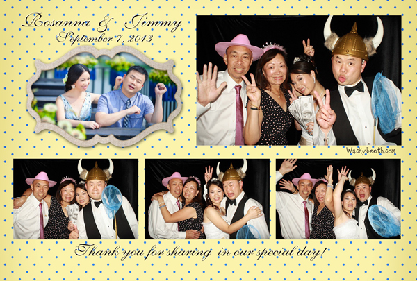 unlimited prints of fun photo booth rental