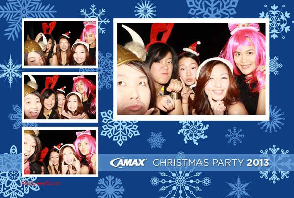san ramón photo booth rental adds joy and entertainments for Christmas Parties