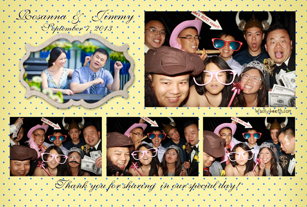 group photos of photo booth rental san francisco