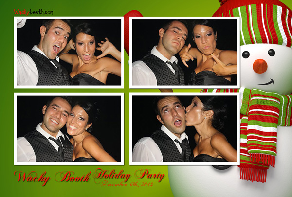 Christmas ideas for photo booth prints